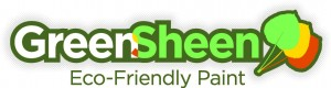 GreenSheen paint logo